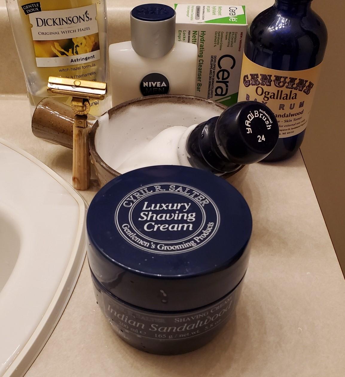 Sunday Schick shave Dec 6th, 2020.jpg