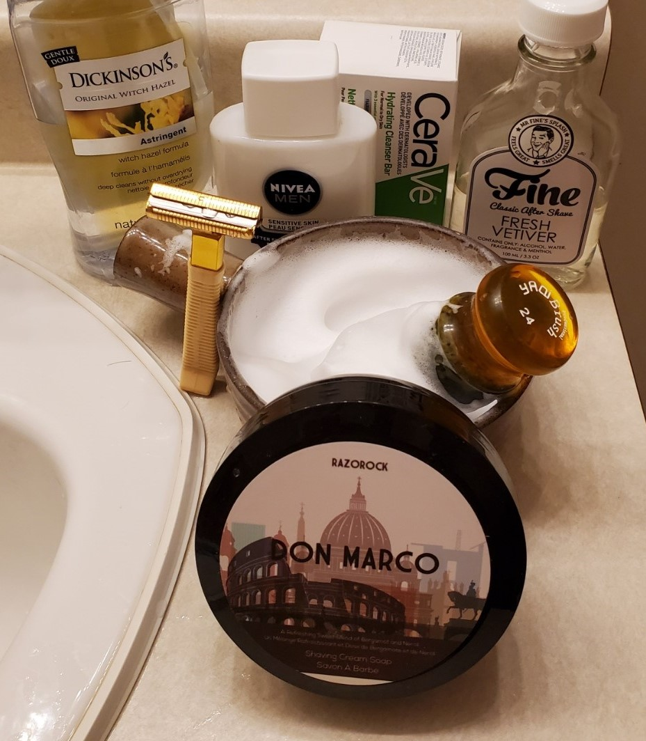 Sunday shave March 29th 2020 (2).jpg