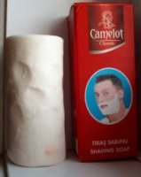 Camelot shave stick