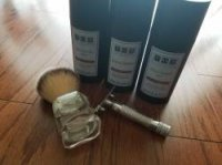 Pall Mall Barbers Shaving system