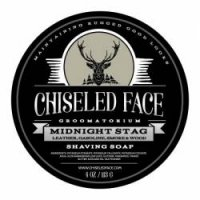 Midnight Stag shaving soap