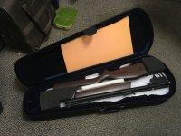 Just got a Benjamin 392  22 air rifle | Badger & Blade