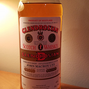 Glendrostan Blended Scotch Whisky