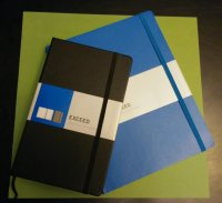 Image result for exceed notebook dotted