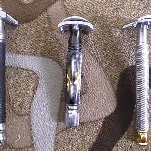 Indian Open Comb Razors