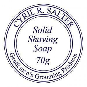 Cyril Salter  Solid Shaving Soap 70g.jpg