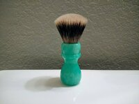Craving Shaving 'A Shade of Jade' Mix knot brush.jpg