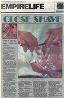 close shave spokane newspaper oct 29 1986.jpg
