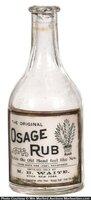 Osage Rub, Antique Bottle.jpg