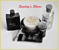 Sunday shave bw.jpg