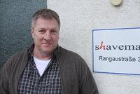 1. Bernd Blos, owner of Shavemac.JPG