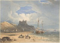1280px-Bamborough_Castle_from_the_Northeast,_with_Holy_Island_in_the_Distance,_Northumberland_...jpg