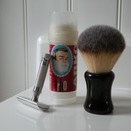 shave/brush