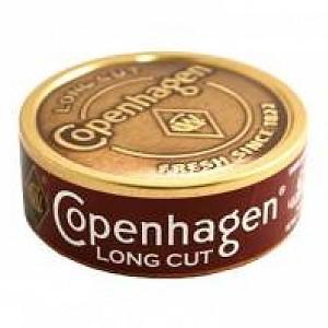 Copenhagen Long Cut   Badger & Blade