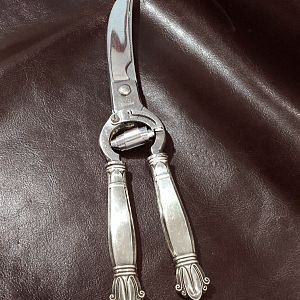 poultry shears for auction 2l