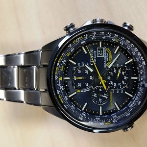 Citizen Eco Drive Blue Angels