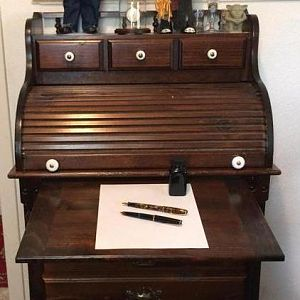 Our Writing Desk