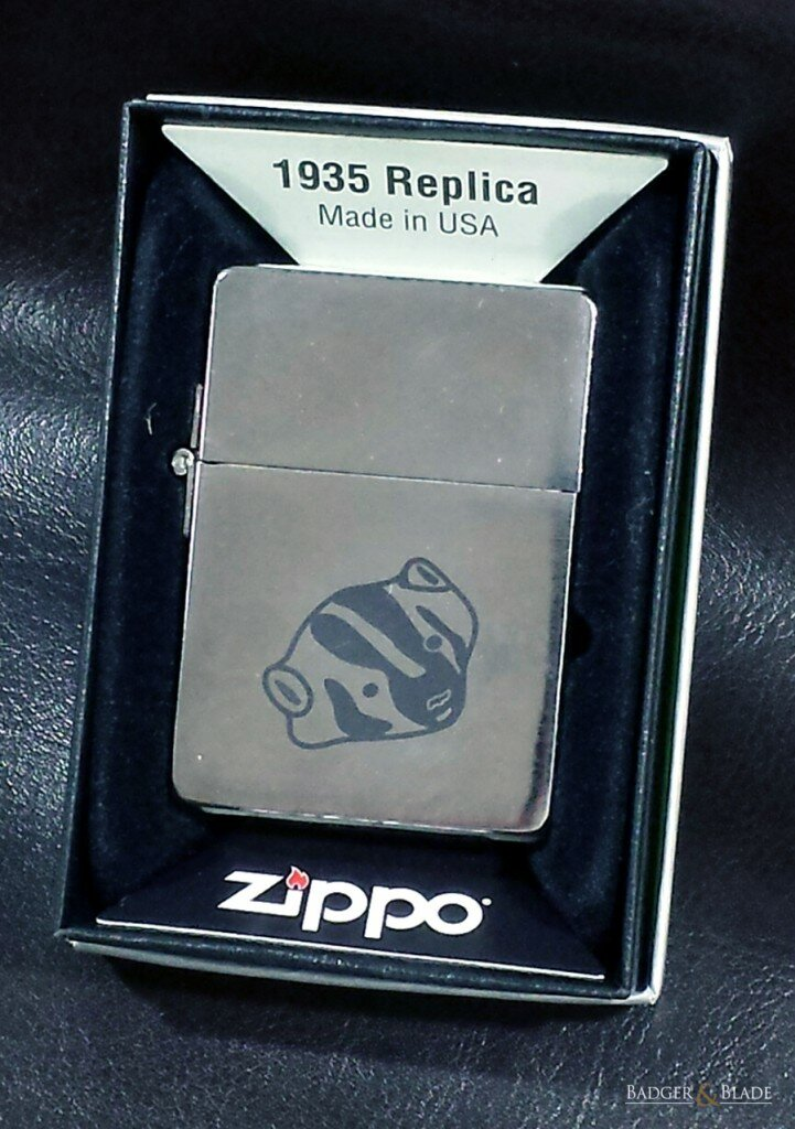 b b zippo for auction